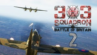 303 Squadron: Battle of Britain #2 - Pułapka Pułapu (Gameplay PL, Let's play)