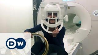 Sarah in der MRT-Röhre | Sarah's Music