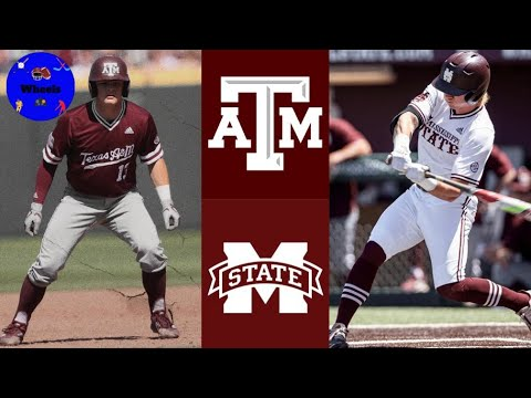 Download Texas A&M vs #6 Mississippi State Doubleheader Highlights   2021 College Baseball Highlights