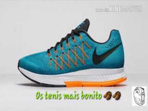 dd6efd02353 Os tenis mais bonito da (nike) - YouTube