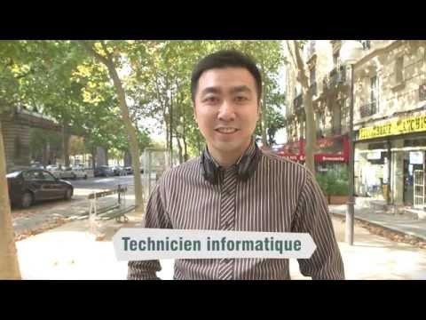 Le métier de Technicien informatique