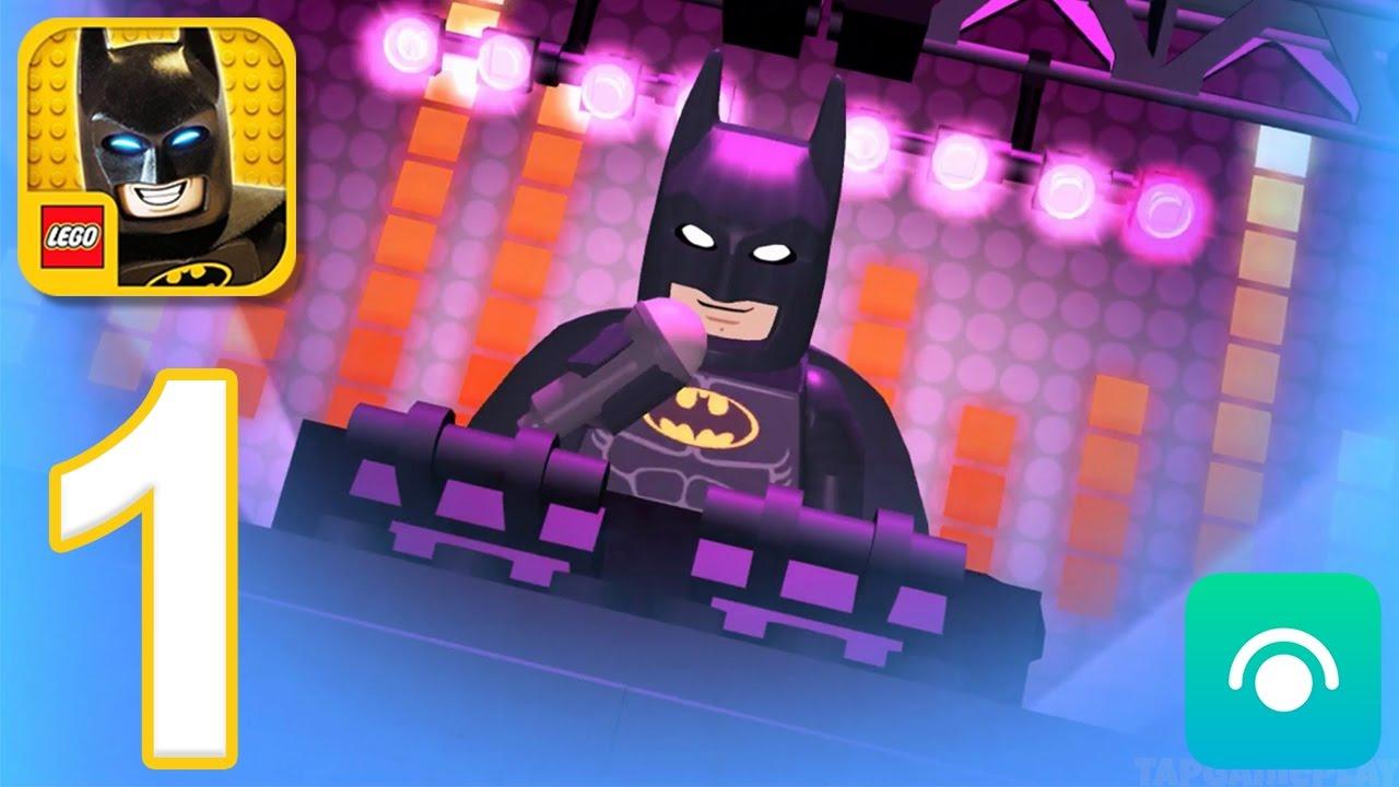 LEGO Batman Movie Game - Gameplay Walkthrough Part 1 ...