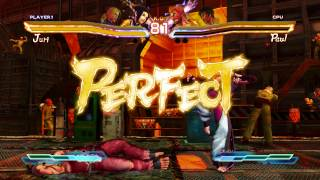 Test vidéo Street Fighter x Tekken - Gameplay PC
