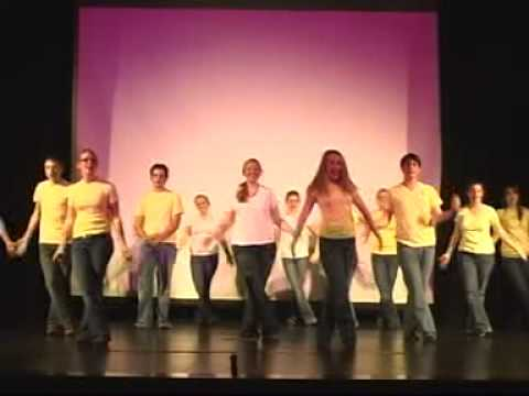 "JHS Glee Club-""Build Me Up Buttercup"""