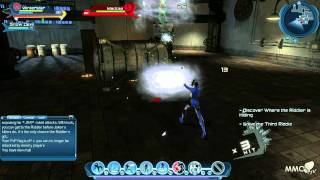 DC Universe Online Video Review A la recherche d'Enigma (french) - MMO HD TV (1080p)