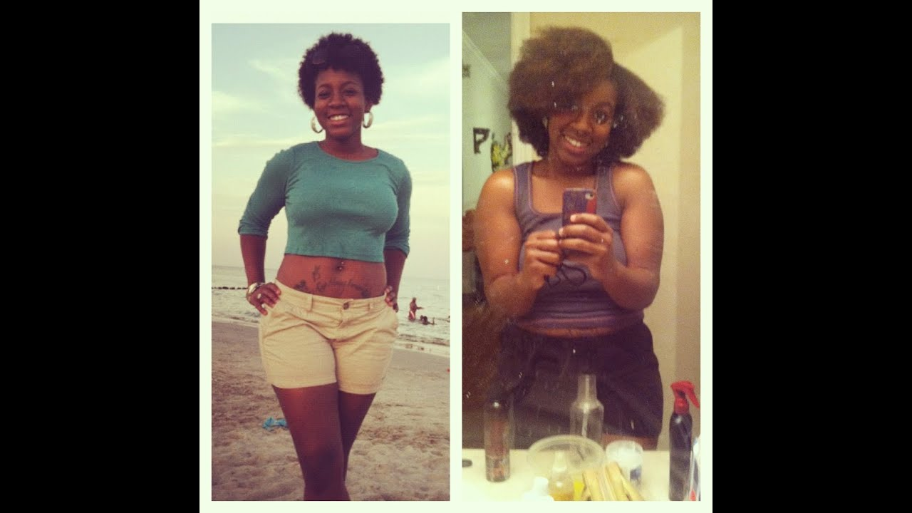 15 Months Post Relaxer! | Hair and Life Update feat. My First Blowout!
