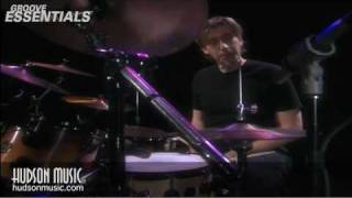 Groove Essentials Rock Drumming Lesson featuring Tommy Igoe