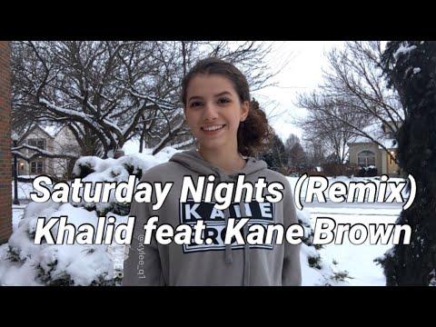 Saturday Nights (Remix)- Khalid feat. Kane Brown (ASL/PSE COVER) Sign Language