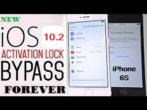 New iCloud Lock Killswitch Bypass on iOS 10.1.1 & 10.2 Beta 5 Changes 4K
