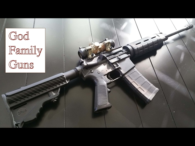 Best AR15 for under $500