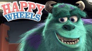 Happy Wheels - Monsters, Inc