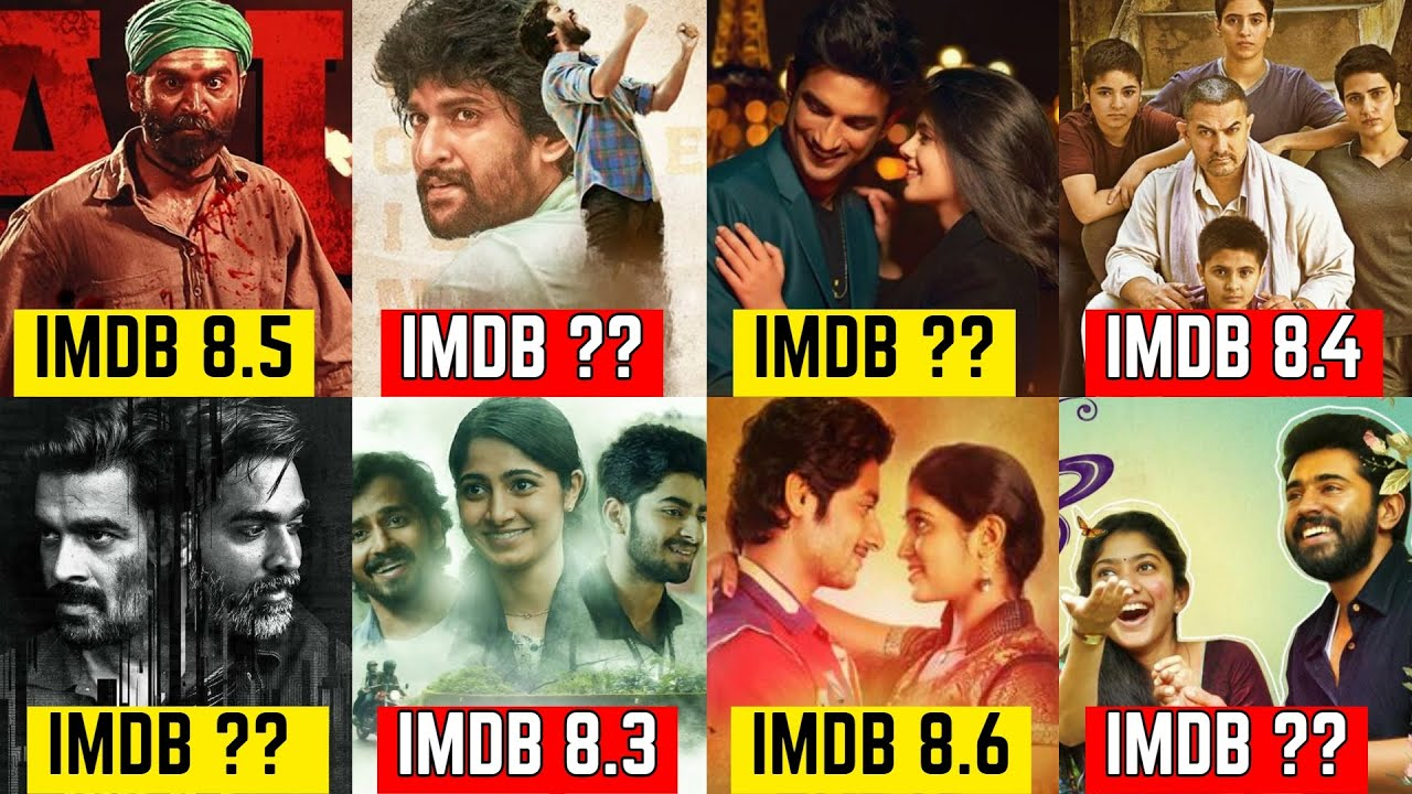 Download 25 Top Rated Indian Movies According to IMDB Rating of All Time