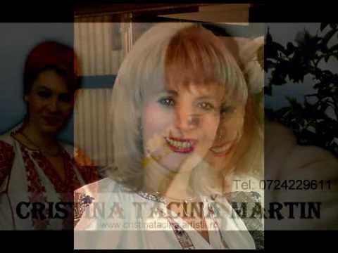 Cristina Tacina Martin- contact:0724229611