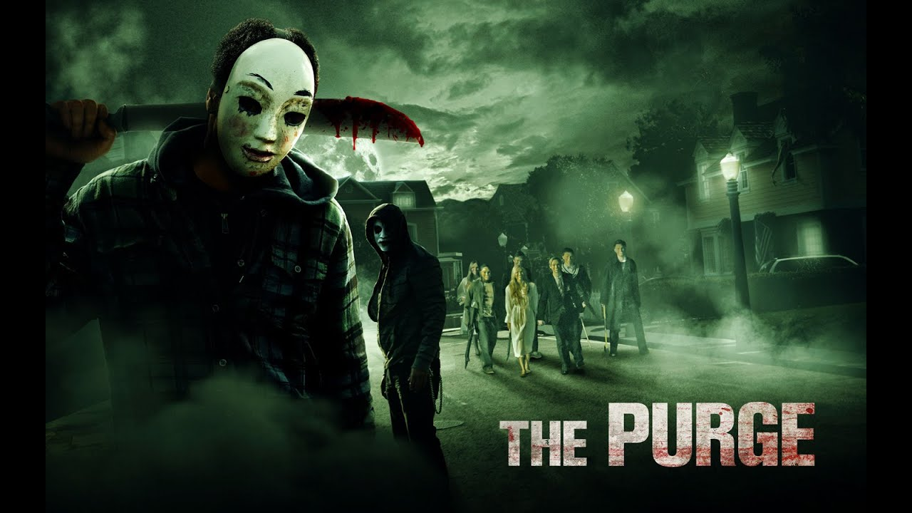 The First Purge 2018 Movie Wallpapers: AMERICAN NIGHTMARE 3 (LA PURGE)