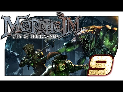 Let's Play Mordheim: City of the Damned (Skaven) *First Taste* - 9. Merchant's Quarters