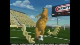 Kraft Macaroni amd Cheese Commercial - Sports