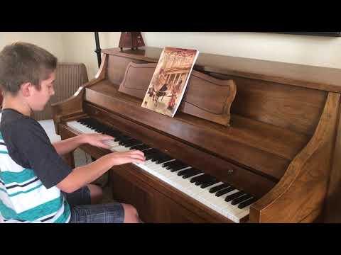 Piano Jon Schmidt WaterFall