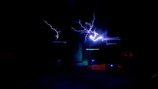 Музыкальное Тесла шоу, г. Сочи (Адлер, Олимпийский парк)