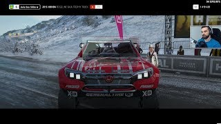 [NO SOUND] Forza Horizon 4 #3 - Nowe miasto i wyścigi terenowe