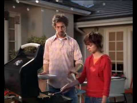 Garfunkel and Oates' Kate Micucci in a Hillshire Farms GO MEAT commercial