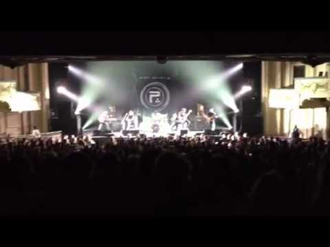 Periphery Icarus Lives Live At Merriam Theater Oct 16 2011 Philadelphia PA