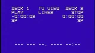 Футаж / Footage VHS static noise (помехи)