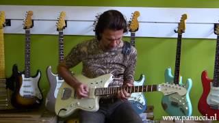 Video Panucci J vintage white, featuring Erwin van Ligten playing Bengawan Solo download MP3, 3GP, MP4, WEBM, AVI, FLV Agustus 2018