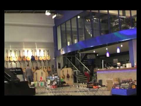 XMusic Dublin new store tour