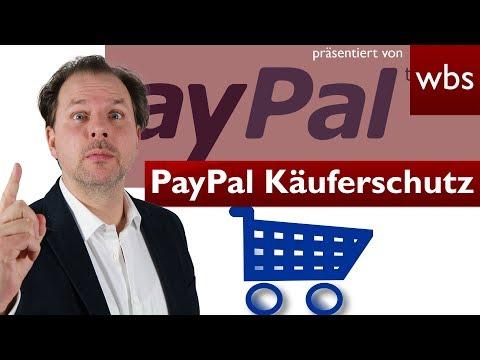 BGH zu PayPal – Käuferschutz schützt Käufer nicht | Rechtsanwalt Christian Solmecke