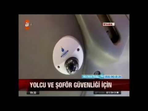 ATV Haber - İstanbul Büyükşehir Belediyesi'nden Toplu Ulaşıma Dev Proje - 03.04.2017