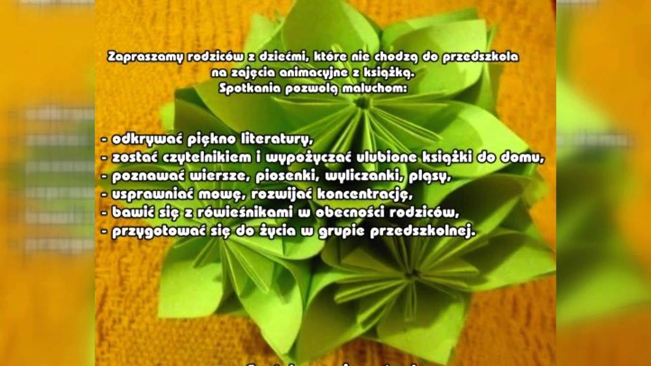 Tkb Biblioteka Miejscem Spotkań I Origami Dla Dzieci 26052015