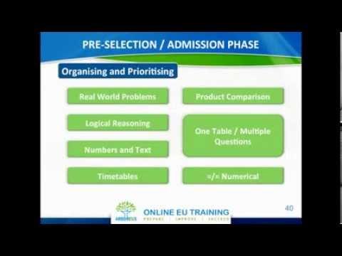 2014 EPSO AST Information Webcast Recording