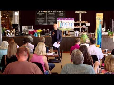 Fine Art Marketing Presentation with Joe Polish