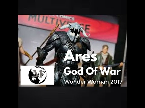 Wonder Woman 2017 - Ares Comic Book Look