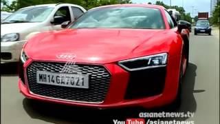 2017 Audi R8 v10 plus Price in India, Review, Mileage & Videos | Smart Drive 16 Jul 2017