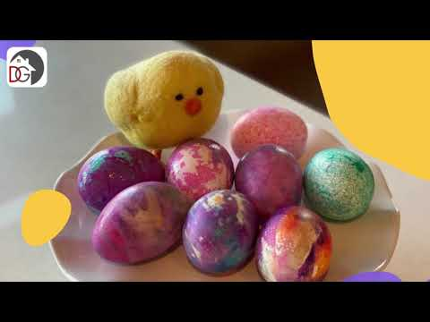 Home for the Holidays: Spring Easter Egg Edition!