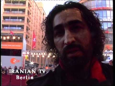 IRANIAN TV Berlin / 61 Internationale Filmfestspiele / Demo / Local News