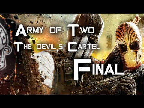 Army of Two The Devil,s Cartel - Final - Español (1080p)