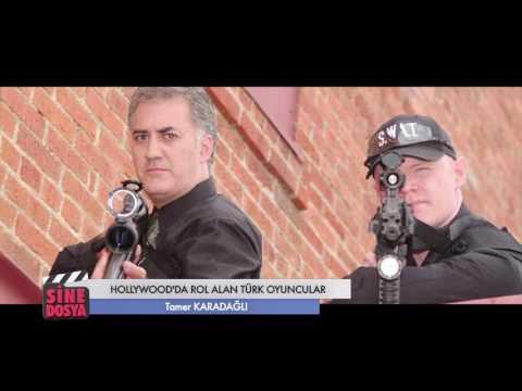 Hollywood'ta Rol Alan Türk Oyuncular
