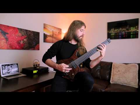 Beyond Creation - Abstrait Dialog (Guitar Playthrough)