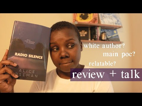 Worth The Hype? - Radio Silence By Alice Oseman || Review + Talk
