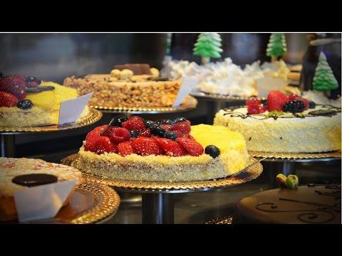 Como Fazer Tortas de Vitrine - Torta e Sobremesas