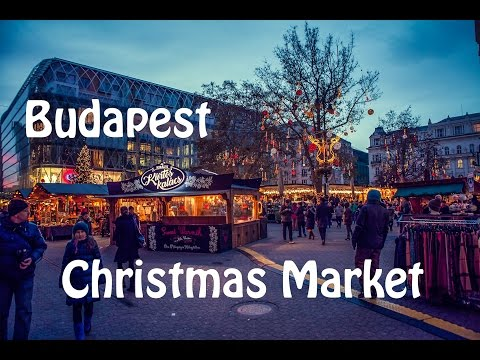 Travel: Budapest Christmas Market 2016 SJ5000x Elite