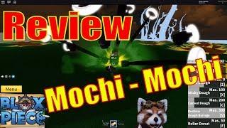 Review Trái Ác Quỷ Mochi-Mochi(Dough-Dough) Max Sức Mạnh Trong Update 9 Blox Piece