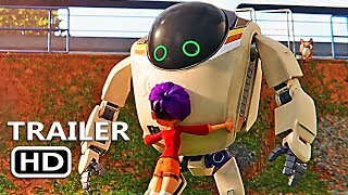 NEXT GEN Official Trailer (2018) Netflix Animation