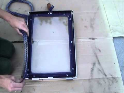 how-to-replace-a-wood-stove-door-rope-gasket