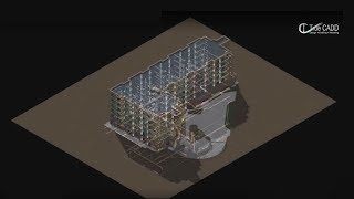 4D BIM - Construction Simulation