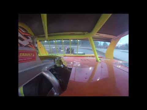 Brandon Hamburg's In-Car @ Sycamore Speedway 7-8-2019