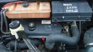 Двигатель Fiat для Ducato 244 (+ЕЛАБУГА) 2002-2006