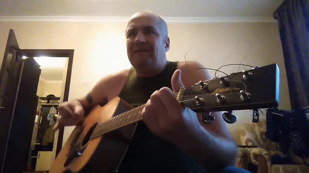 Армейские песни под гитару - Мархаба Садык - Привет друг - Война Сирия Пальмира Спецназ Разведка ВДВ
